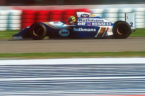 'Je ziet de pijn in zijn ogen als hij aan ongeluk Senna denkt'