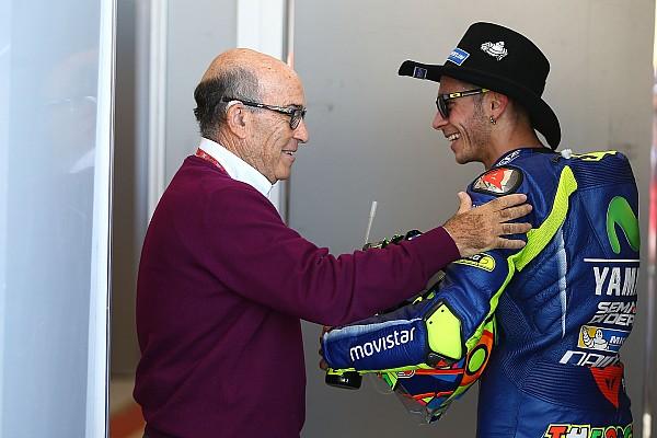 Ezpeleta: Rossi'nin takımının MotoGP gridindeki yeri garanti