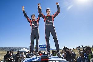 WRC Leg report Argentina WRC: Neuville denies Evans victory by 0.7s