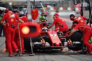 Formel 1 Reaktion Kimi Räikkönen: Ferrari-Probleme kommen