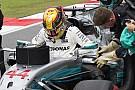"""A """"díva"""" visszatért, vagyis Hamilton és Mercedes rémálma: horror az utolsó futamokon?"""