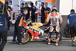 MotoGP Réactions Márquez dans le dur sur un circuit peu favorable à Honda