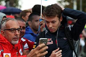 Формула 1 Чутки Італійські медіа повідомили про інтерес Ferrari до Квята