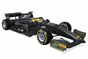 FIA F2 Actualités Photos - La nouvelle F2 a été dévoilée avec le Halo