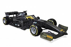 Ecco la nuova monoposto di Formula 2 per la stagione 2018