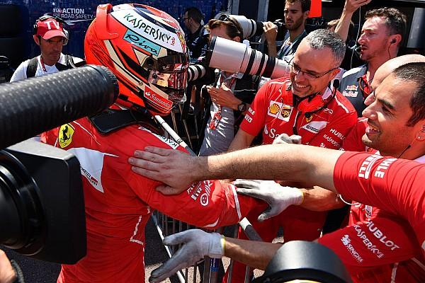 Fórmula 1 Últimas notícias Kimi brilha e Hamilton decepciona: imagens do sábado