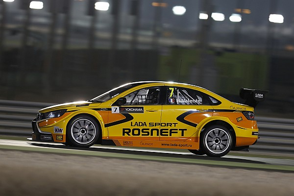 WTCC Valente hits out at Lada: