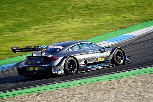DTM-Test Hockenheim 2017: Gary Paffett mit nächster Mercedes-Bestzeit