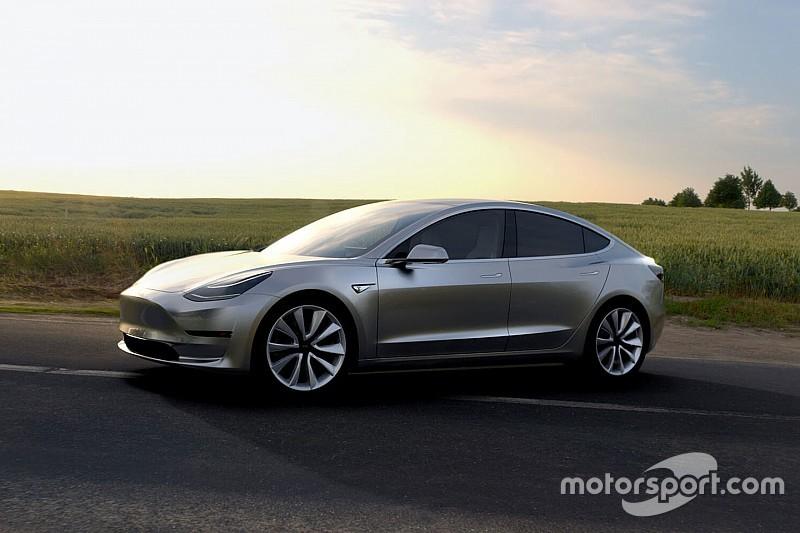 Fiat Chrysler wil concept succesvolle Tesla Model 3 kopiëren