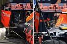 Tech analysis: Verstappen and Ricciardo diverge on monkey seats