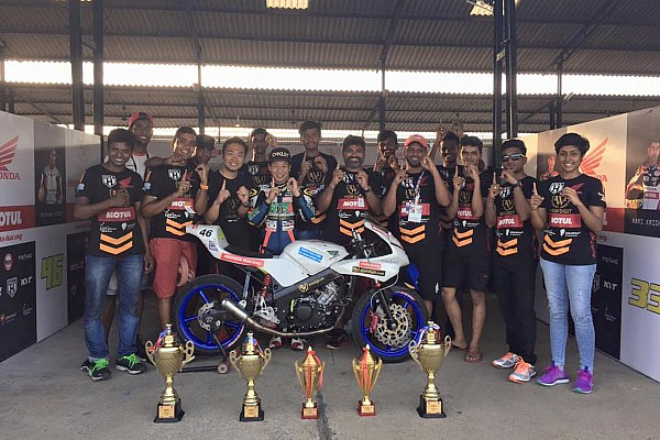 Indian Bike Breaking news Honda Ten10 Racing could collaborate with leading Japanese ARRC team