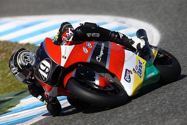 Moto2-Test Jerez: Axel Pons beendet Test in Jerez als Schnellster