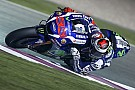 Lorenzo dominates on final day of pre-season Qatar MotoGP test