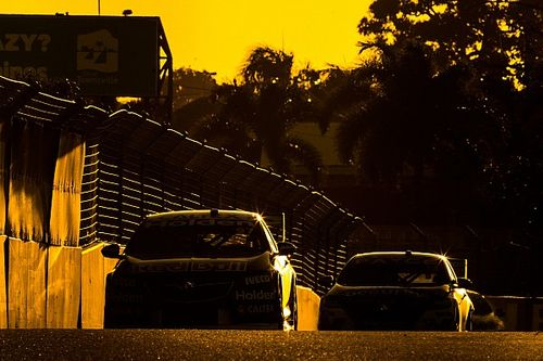 Full Supercars Townsville weekend schedule