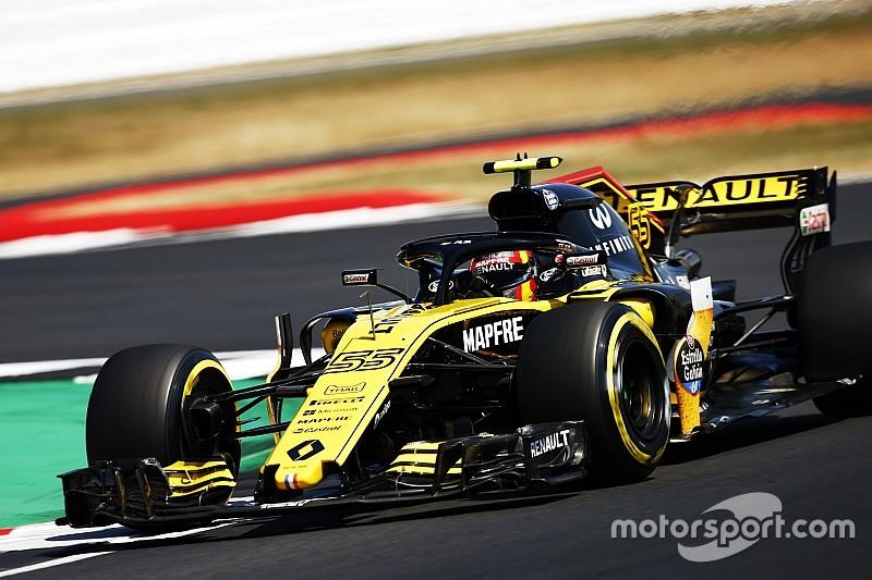 Renault doit chercher des alternatives à Carlos Sainz