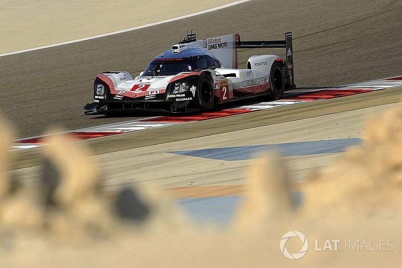 Bahreyn WEC: Porsche son antrenman seansında zirvede