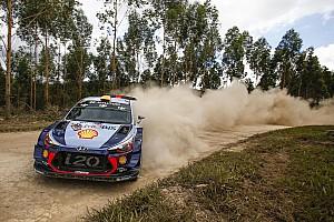 WRC Rapport d'étape ES4 à 8 - Mikkelsen augmente légèrement son avance