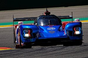 WEC News Video: So lernte der SMP-BR1-Dallara in Spa das Fliegen