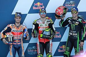 MotoGP Resultados La parrilla de salida del GP de España de MotoGP