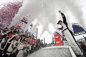 NASCAR Cup Отчет о гонке Харвик выиграл гонку NASCAR в Довере