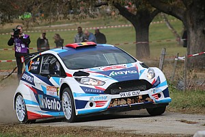 Schweizer rallye Etappenbericht Nur Kevin Abbring ist schneller als Olivier Burri