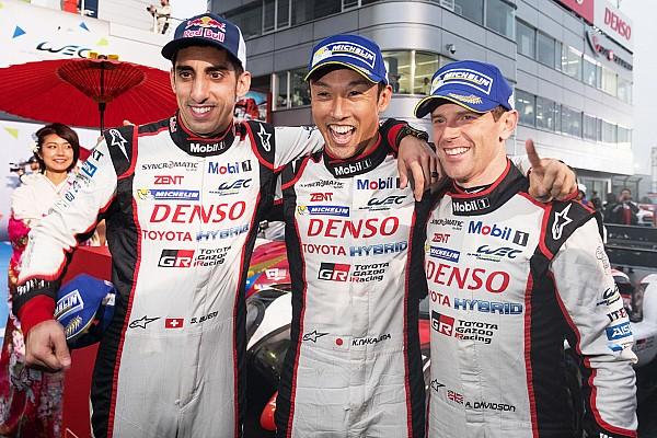 Fuji WEC: Toyota keeps title hopes alive in shortened race