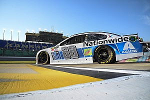 NASCAR Cup Preview Dale Jr. feeling confident going into Kansas: