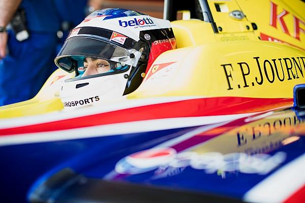 Алези проведет в GP3 третий сезон подряд