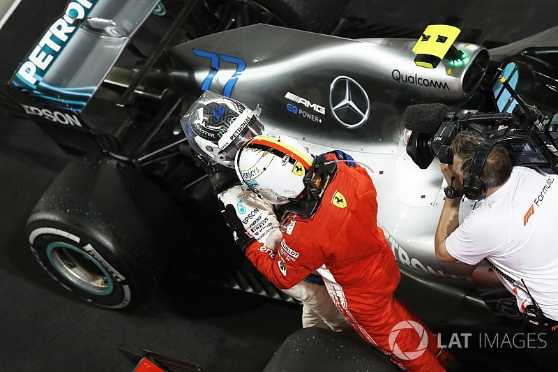 "Mercedes admits response to Vettel strategy was ""too slow"""