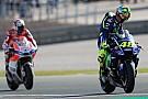 """Rossi: """"Todo el mundo debería aprender de Dovizioso"""""""