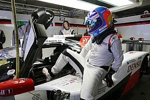 Алонсо: Я хочу перемогти у Ле-Мані і стати чемпіоном у гонках на витривалість