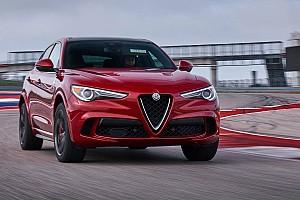 Auto Actualités Notre essai de l'Alfa Romeo Stelvio Quadrifoglio