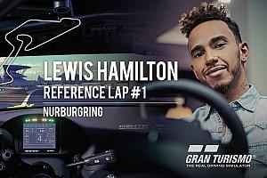 eSports Special feature VIDEO: Belajar taklukkan Nurburgring bersama Lewis Hamilton