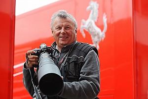شبكة موتورسبورت تستحوذ على أكبر أرشيف صور لفيراري للمصور إيركولي كولومبو
