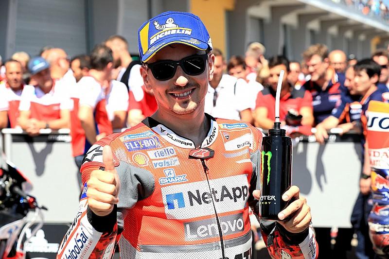 Tekad Lorenzo sudahi sejarah bagus Marquez