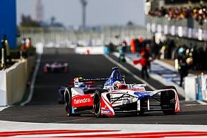 Formula E Noticias de última hora Rosenqvist se puso a rezar para que su segundo auto estuviera listo