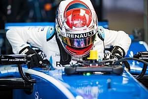 Formule E Réactions Quand les rookies découvrent la Formule E