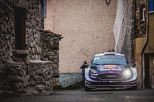 WRC Galería GALERÍA: el viernes en el Rally de Montecarlo