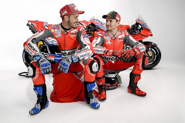 MotoGP Les pilotes Ducati s'attendent à une saison 2018 encore plus disputée