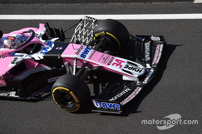 Gered Force India hoopt snel upgrades te introduceren