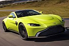 Automotive Aston Martin reveals all-new 2018 Vantage