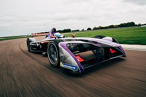 Formula E Breaking news Freedom to choose powertrain