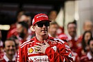 F1 Raikkonen dice que aún mantiene el hambre para correr en la F1