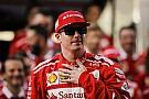 Formula 1 Ferrari: Raikkonen sulla SF71H nel primo giorno di test al Montmelo