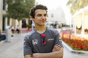 فورمولا 2 أخبار عاجلة فورمولا 2: نوريس وسيتي كامارا يتجهان للانضمام إلى فريق