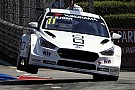 WTCR Portugal WTCR: Bjork rebounds from crash to take Sunday pole