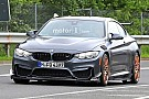 Automotive BMW M4 GTS spied testing with extreme aero kit