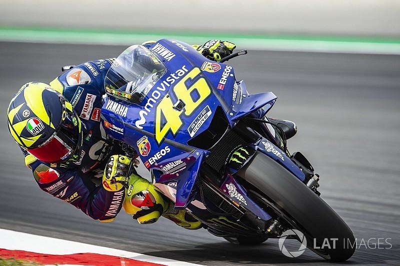 """Rossi: """"Bandenkeuze gaat van cruciaal belang zijn"""""""