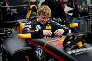 FIA F2 Breaking news Red Bull rules out Ticktum as Ferrucci replacement