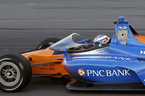 IndyCar Ultime notizie IndyCar, provato l'aeroscreen. Dixon:
